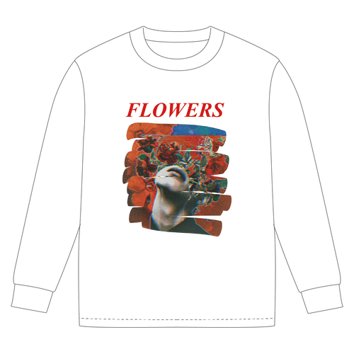 FLOWERS L/S(ギフト可)