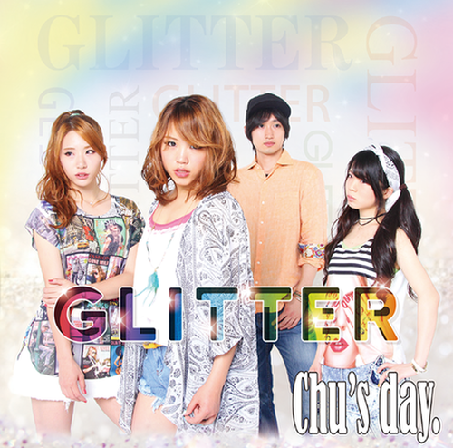 2nd Album CD 「GLITTER」