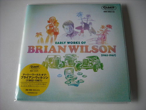 【2CD】V.A. / EARLY WORKS OF BRIAN WILSON