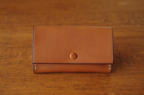 【受注生産】Business Card Case/brown