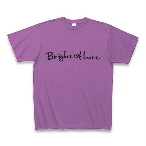 Tシャツ(Bright♡Heart)ラベンダー