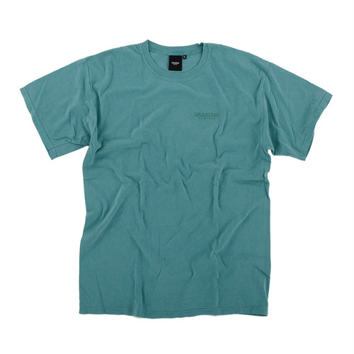 MOANDMO Pigment Tee / Green