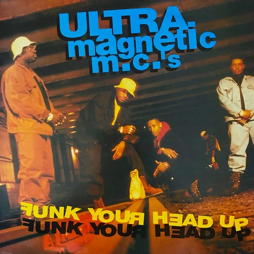 Ultramagnetic MC's - Funk Your Head Up (LP, Album, Europe, 1992)
