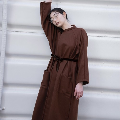 【予約】wool surgical gown