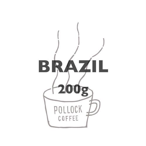 ブラジル シティロースト 200g サントアントニオ