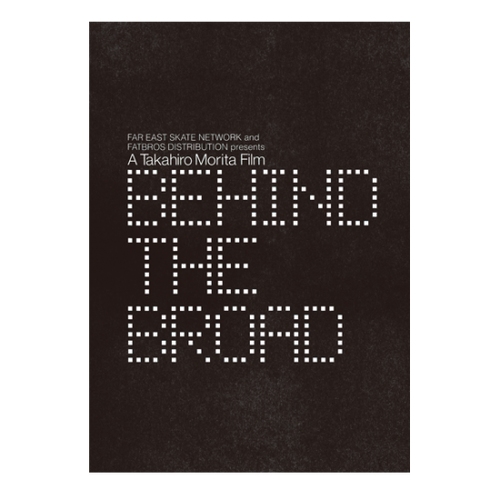 FESN / REVIVAL DVD / 6th 「BEHIND THE BROAD」/ スケートビデオ / DVD
