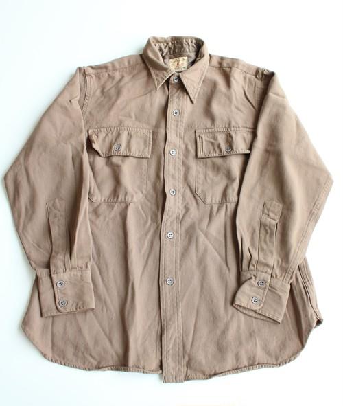 1960's Wool work shirts