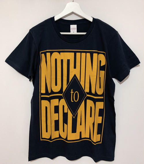 Original Logo Tee (Navy x Yellow)