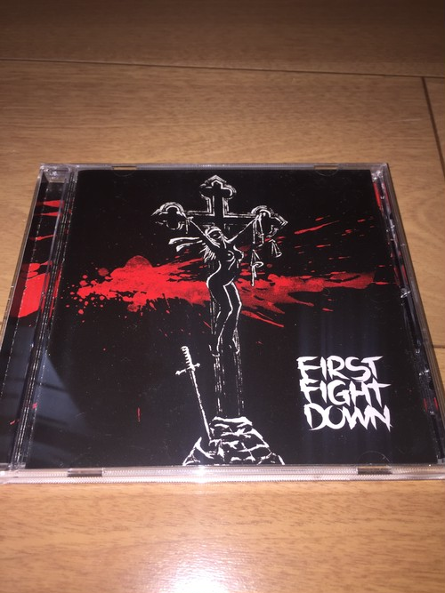 First Fight Down - S/T CD
