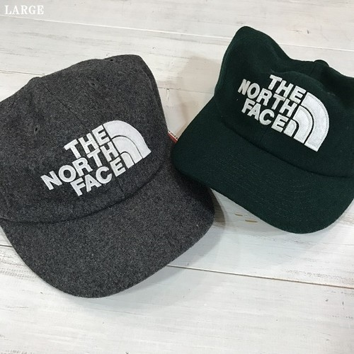 THE NORTH FACE TNF LOGO FLANNEL CAP