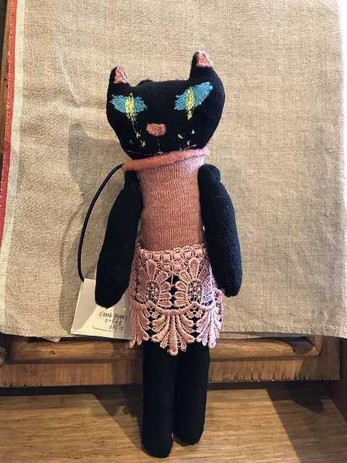 kyoron 黒ネコ お人形