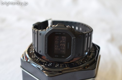 CASIO G-SHOCK DW-5600BB 腕時計