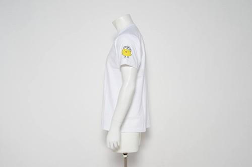 ピーちゃん.comオリジナルTシャツ(ホワイト)