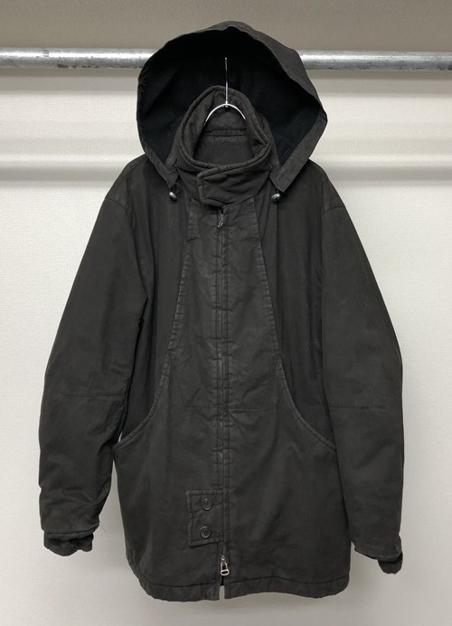2000s INSIDEOUT RUBBER COATED PARKA