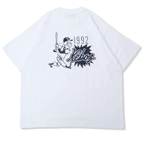 WSB S/S TEE【WHITE】