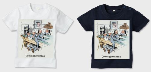 ベビーTシャツ(DINNER COMMITTEE)