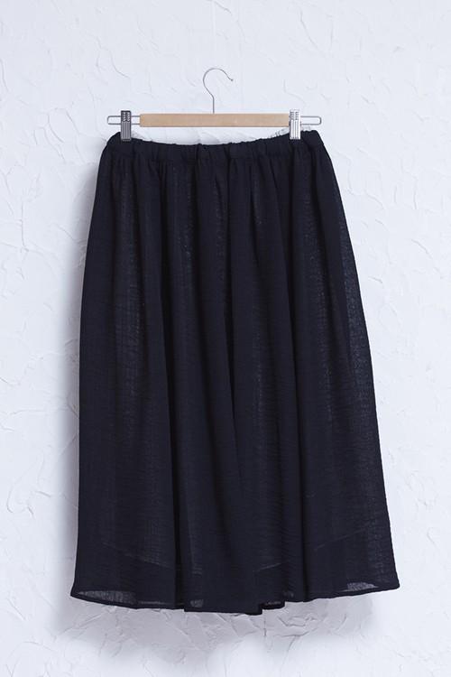 SWITCH -ボタンで変わる服- スパークルゴムスカート