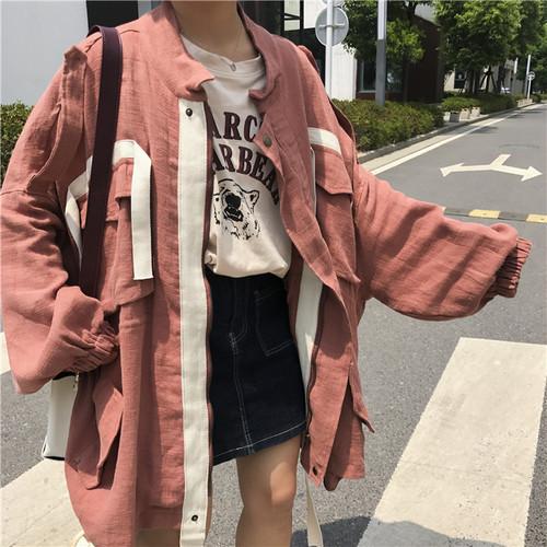【お取り寄せ商品】オーバージャケット 7009