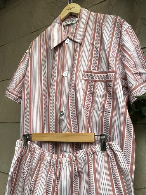 Deadstock Old German S/S setup Pajama(shirts)