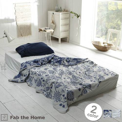 Asia ガーゼケット fab the home 森清 FH251506