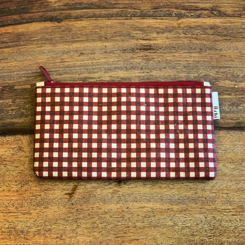 Flat Pouch M*Kroma Red