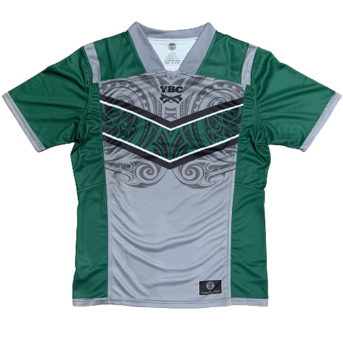 【YBC】Practice Jersey Maori Green