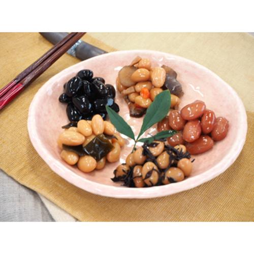 カネハツ 煮豆バラエティセット ちょっとこまめ5種 ◆ゆうパケット送料無料◆