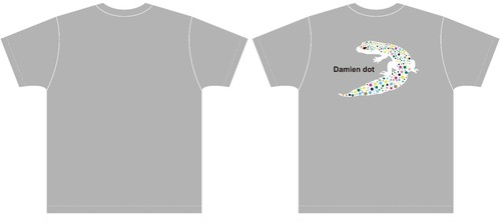 Tシャツ(バック)
