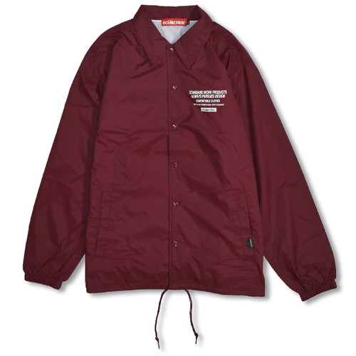 DOUBLE STEAL Standard Work Coache Jacket / ダブルスティール コーチジャケット / 794-35032