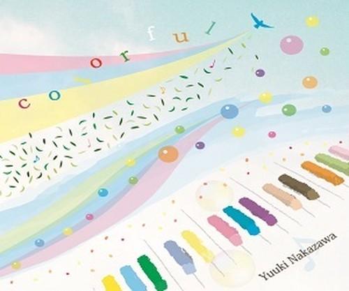 【CD】ピアノアルバム 「colorful」