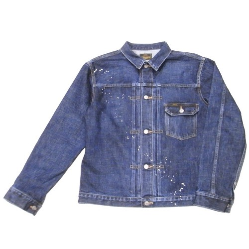 RATS(ラッツ) / 1st TYPE USED PAINT DENIM JACKET(18'RJ-0308)(デニムジャケット)