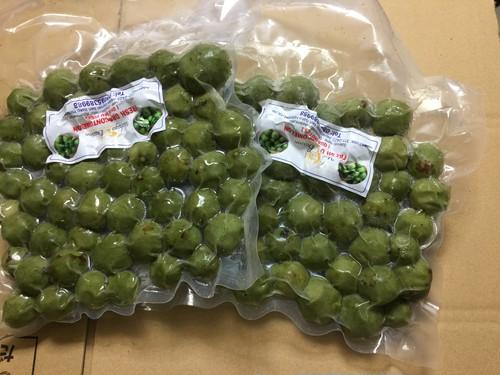 Dracontomelon(Sấu đông lạnh) 500g/pack