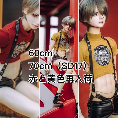 【BIA】【即納】Tシャツ×パンツ3点Set【60cm/SD17/70cm】