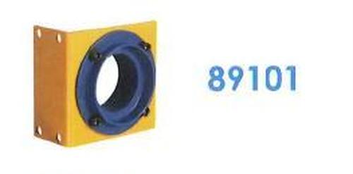 """89101 吸引フレキシブルチューブ 2.5""""固定ベース"""