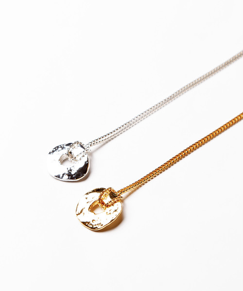 Ayler アイラー / unevenness necklace / Ay-011