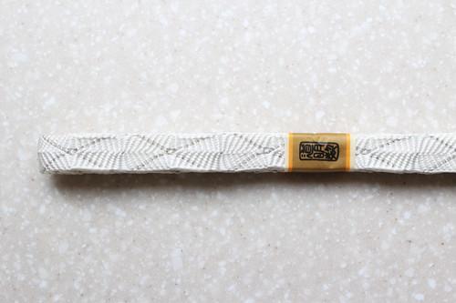 唐組 白銀〈帯締め〉9月頒布品