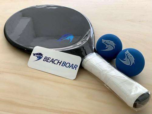 【40%off】BEACH BOAR - PRO COMPETITION BLACK STAR(オリジナルボール×2・ステッカー付)
