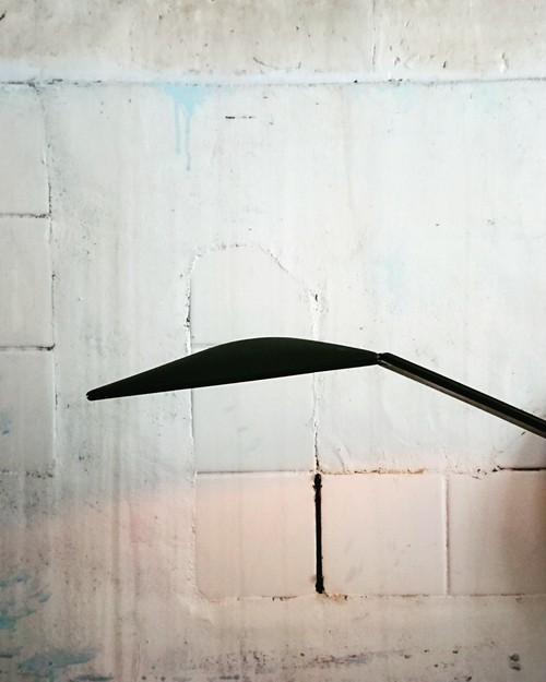 縦 まっすぐ 横 まっすぐ  が良いライト Studio PAF / dove lamp