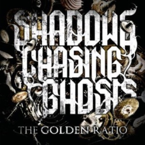 【USED】SHADOWS CHASING GHOSTS / THE GOLDEN RATIO