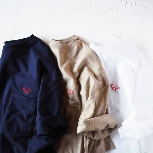 CBCドロップショルダーTEE(Tシャツ)