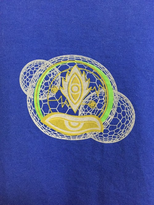 late90's~early2000's psychedelic trance L/S T's
