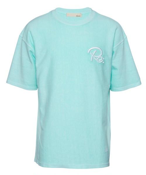 3D ICON PIGMENT WASH BIG T-shirt[REC315]