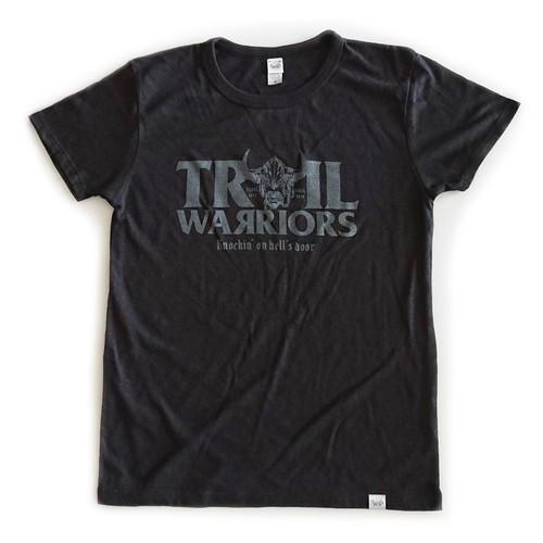 【在庫限りで販売終了】Tri Brend T-Shirt / TW / Black