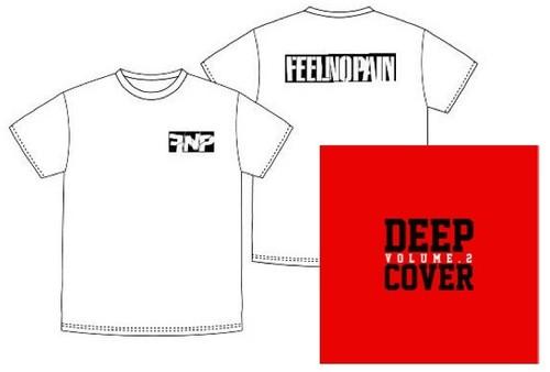DEEP COVER vol.2 + TEE SET WHITE【初回限定】