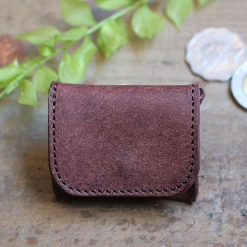 Tiny Coin Case / D BROWN (プエブロ)