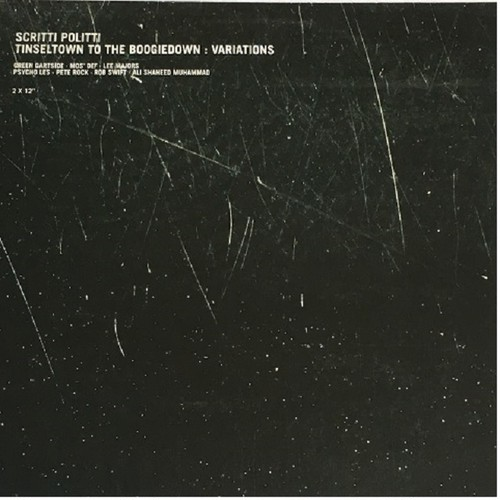 【12inch x2・英盤】Scritti Politti / Tinseltown To The Boogiedown : Variations