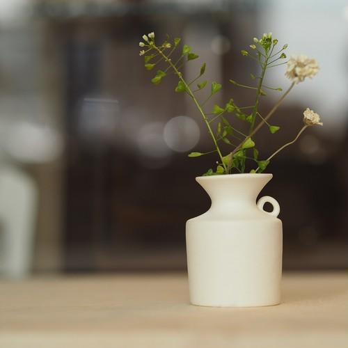 asanomi 花器2000 白