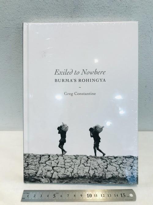 洋書 未開封 Exiled to Nowhere  BUMA'S ROHINGYA  Greg Constantine写真集