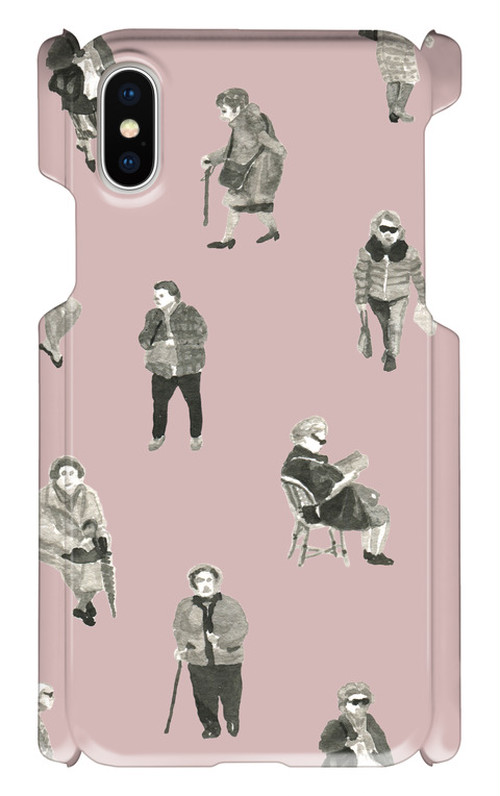 GRANNY x i PHONE X CASE