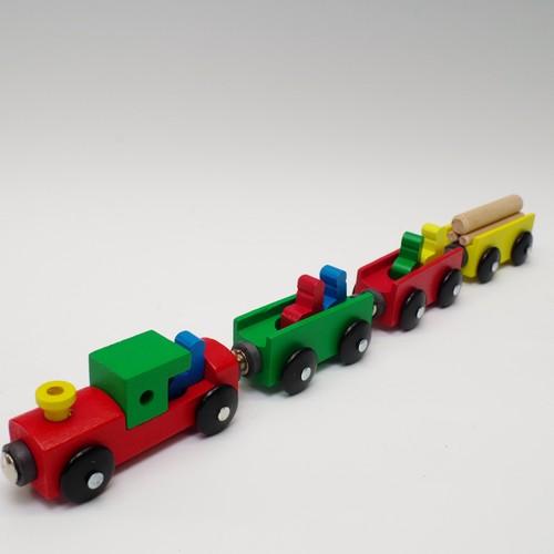 MICKI 4人のり汽車